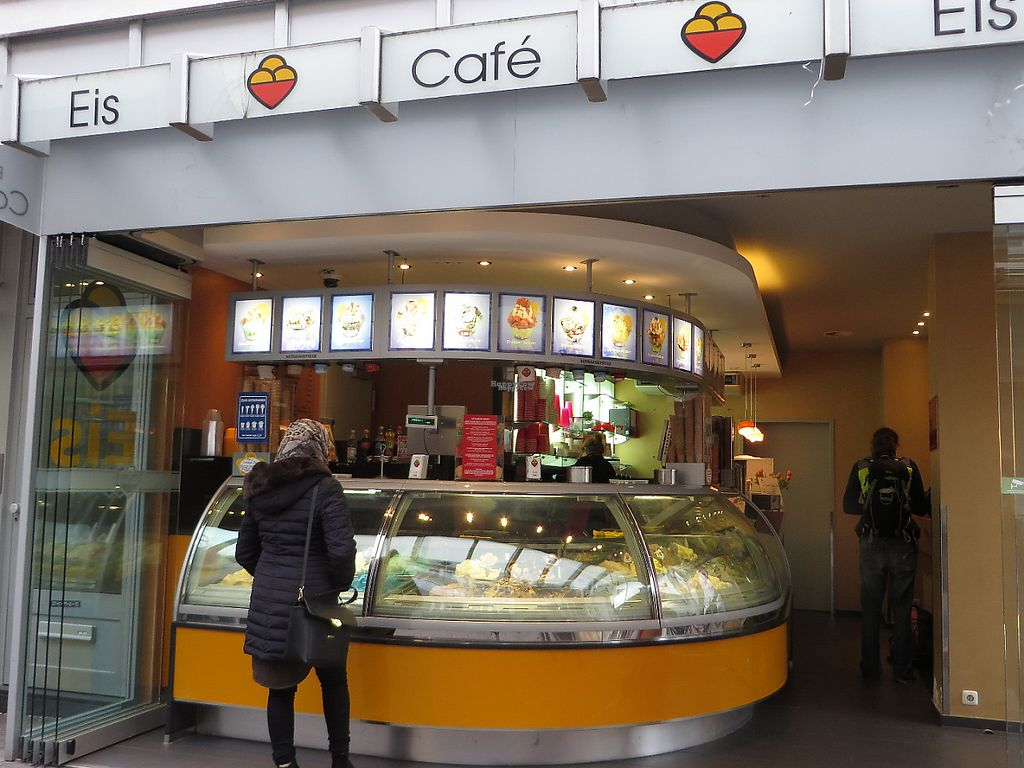 """Photo of Calchera Eiscafe  by <a href=""""/members/profile/VegiAnna"""">VegiAnna</a> <br/>the take-out ice-cream shop on Brotstrasse <br/> March 21, 2017  - <a href='/contact/abuse/image/89034/239296'>Report</a>"""