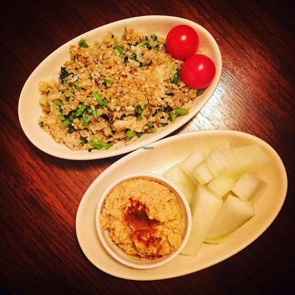 """Photo of WaaGwaan   by <a href=""""/members/profile/MM91"""">MM91</a> <br/>2 course meal. More vegan  deliciousness than I can hande <br/> April 1, 2017  - <a href='/contact/abuse/image/89048/243171'>Report</a>"""