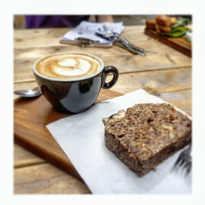 """Photo of Koffiebar Sowieso  by <a href=""""/members/profile/Joopzande"""">Joopzande</a> <br/>cappuccino wit oatmilk <br/> June 18, 2017  - <a href='/contact/abuse/image/89076/270410'>Report</a>"""