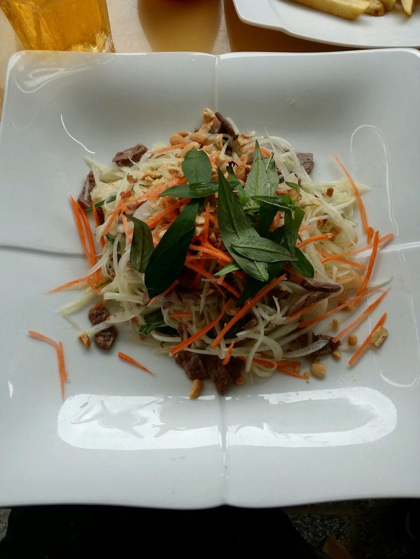 "Photo of Loving Hut Thai Duong  by <a href=""/members/profile/RuneNiklas"">RuneNiklas</a> <br/>papaya salat <br/> January 28, 2018  - <a href='/contact/abuse/image/89077/351823'>Report</a>"