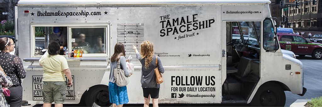 "Photo of Tamale Spaceship - Food Truck  by <a href=""/members/profile/community5"">community5</a> <br/>Tamale Spaceship <br/> July 11, 2017  - <a href='/contact/abuse/image/89084/279038'>Report</a>"