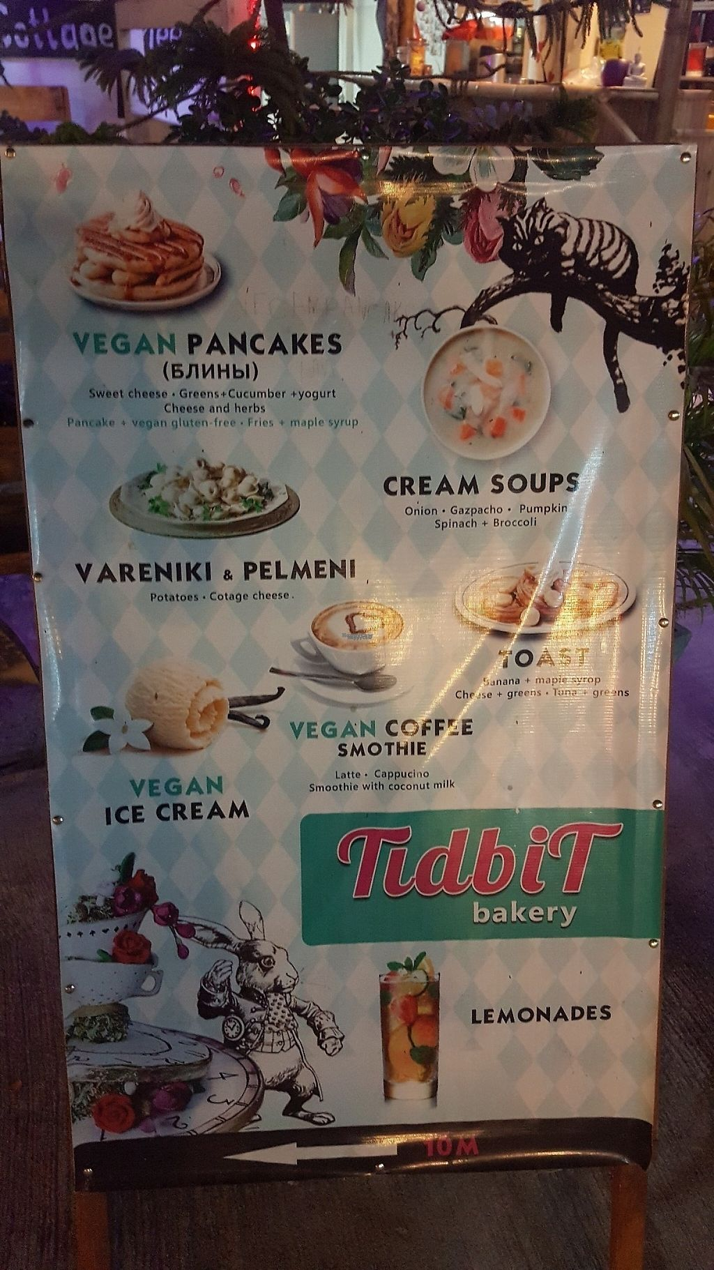 """Photo of Tidbit Bakery  by <a href=""""/members/profile/lene86"""">lene86</a> <br/>Menu <br/> March 23, 2017  - <a href='/contact/abuse/image/89085/239650'>Report</a>"""