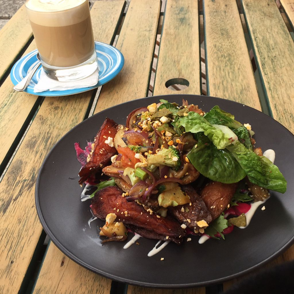 "Photo of Coffee Whole  by <a href=""/members/profile/JackSlack"">JackSlack</a> <br/>Loaded sweet potato fries <br/> June 3, 2017  - <a href='/contact/abuse/image/89104/265242'>Report</a>"