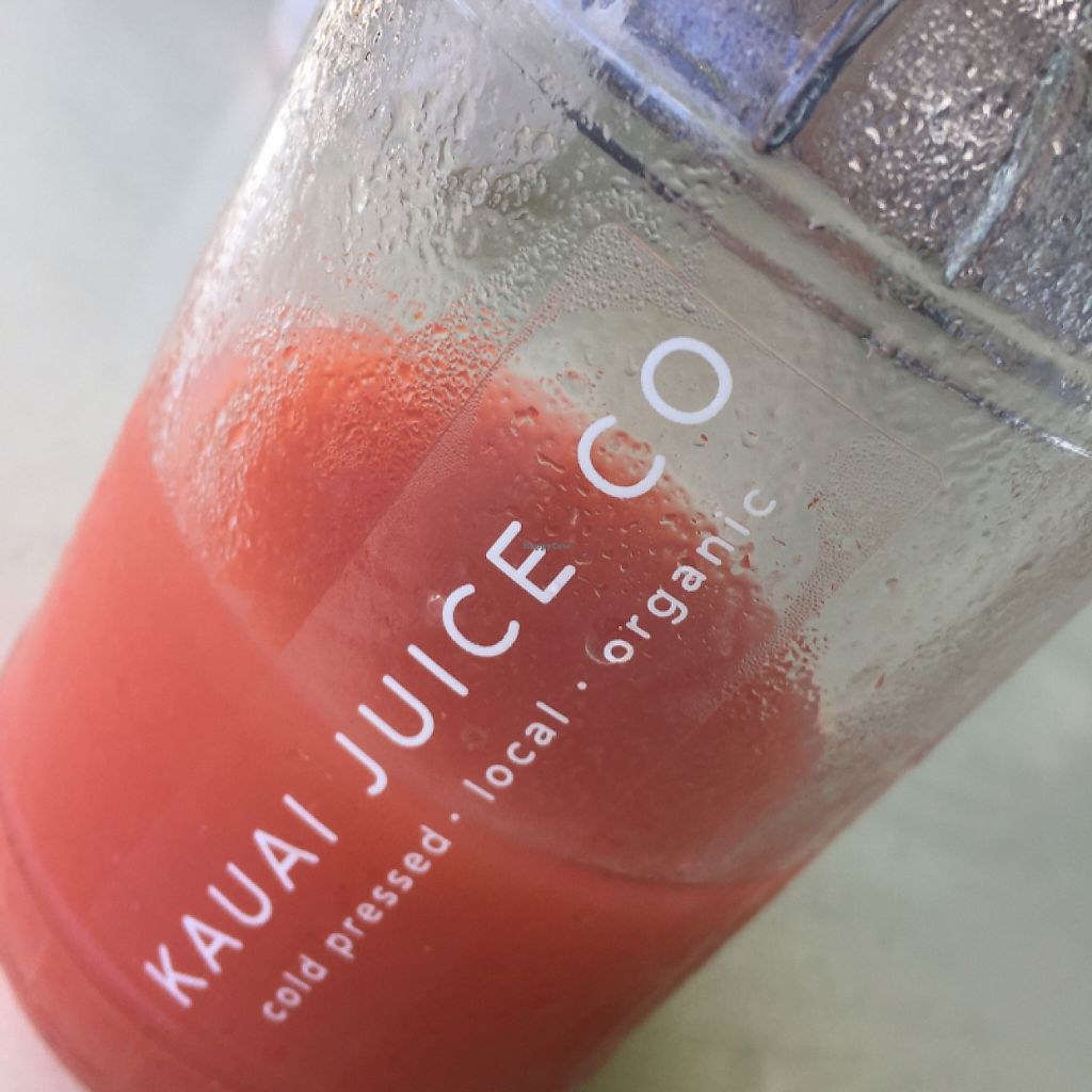 """Photo of Kauai Juice Co.  by <a href=""""/members/profile/FrankieVandellous"""">FrankieVandellous</a> <br/>delicious!  <br/> May 14, 2017  - <a href='/contact/abuse/image/89111/258579'>Report</a>"""