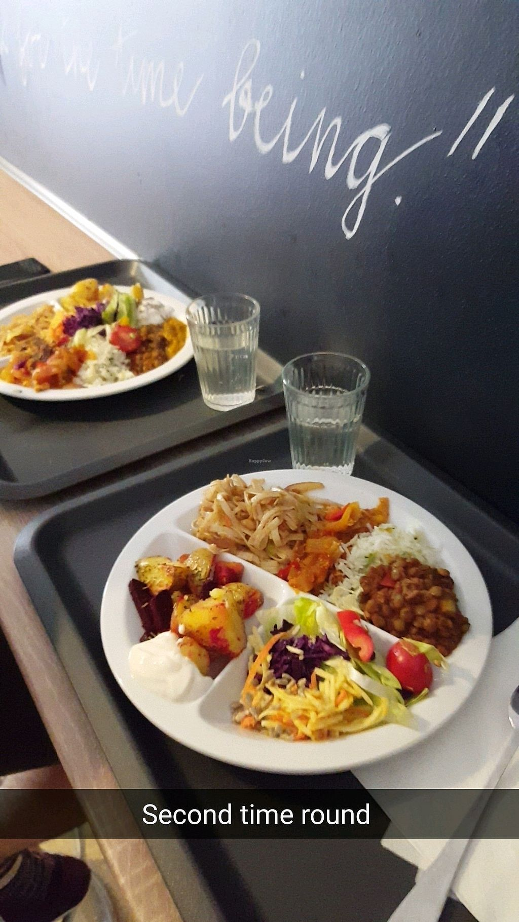"""Photo of Sandokan Vegan Bistro  by <a href=""""/members/profile/Isabellelm"""">Isabellelm</a> <br/>Second visit. Very tasty <br/> July 20, 2017  - <a href='/contact/abuse/image/89122/282450'>Report</a>"""