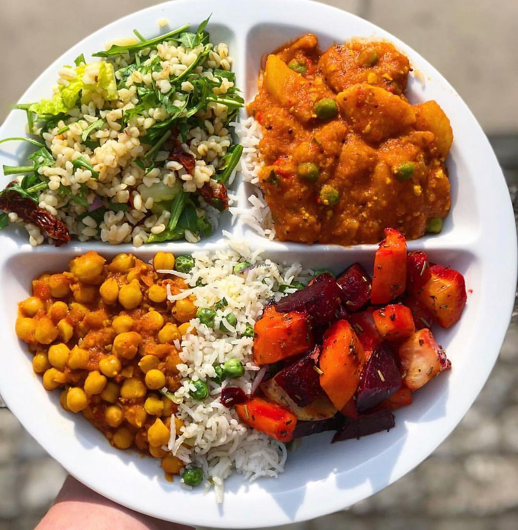 """Photo of Sandokan Vegan Bistro  by <a href=""""/members/profile/Sandokan"""">Sandokan</a> <br/>Sandokan <br/> March 27, 2018  - <a href='/contact/abuse/image/89122/376698'>Report</a>"""