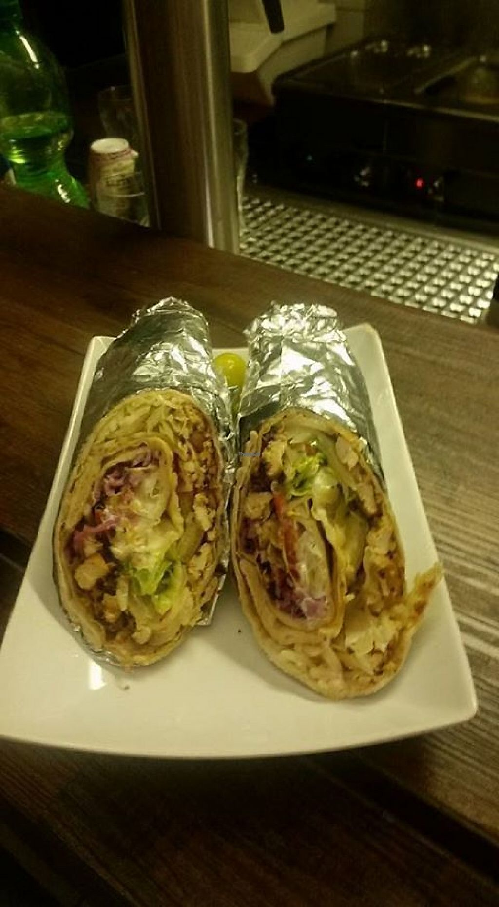 "Photo of Kapadoyka   by <a href=""/members/profile/community5"">community5</a> <br/>Vegan 'chicken' rolls <br/> March 24, 2017  - <a href='/contact/abuse/image/89129/240356'>Report</a>"