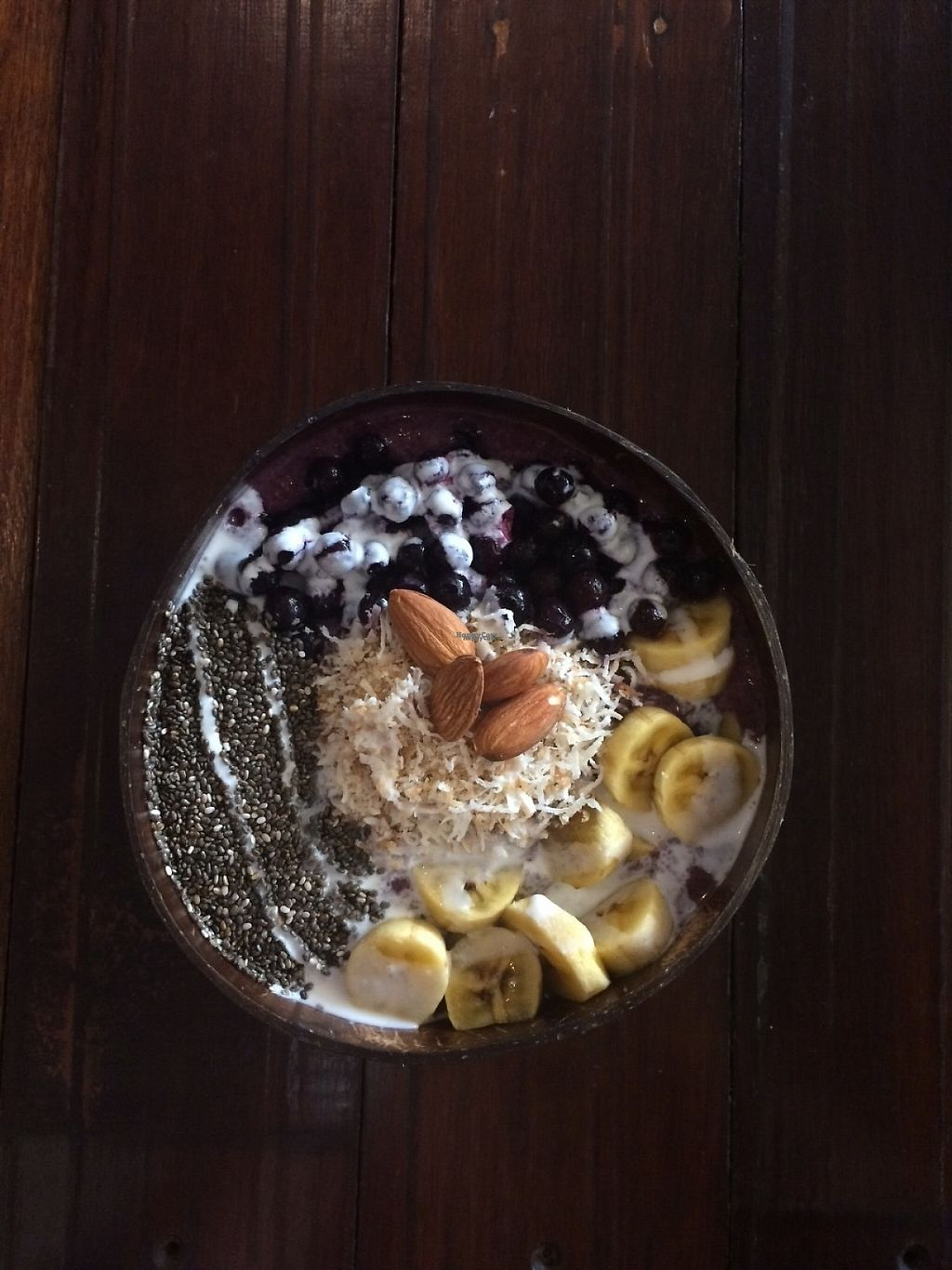 """Photo of CLOSED: Fruto Juice Bar  by <a href=""""/members/profile/sydneyhumble"""">sydneyhumble</a> <br/>Buri buri smoothie bowl  <br/> March 25, 2017  - <a href='/contact/abuse/image/89136/240766'>Report</a>"""