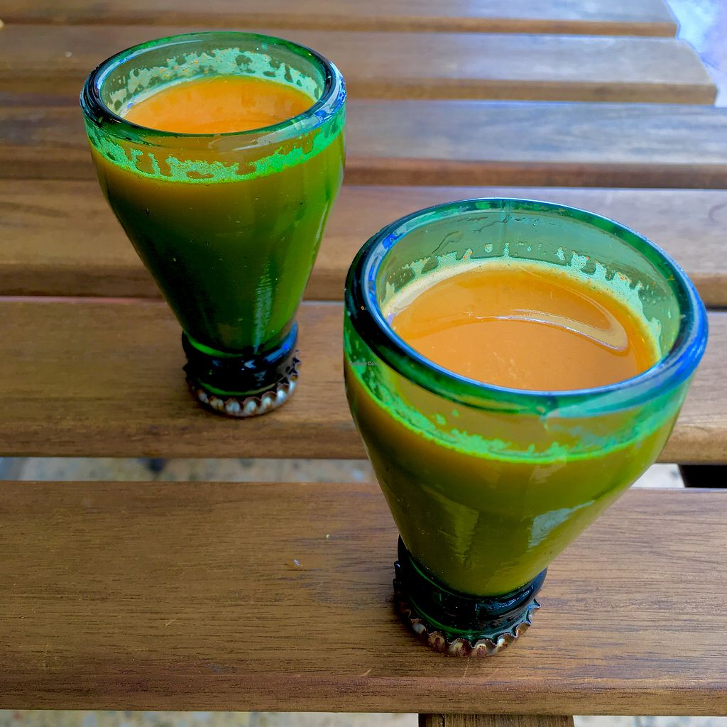 """Photo of CLOSED: Greenpoint Organic&Healthy  by <a href=""""/members/profile/FeeelGoood"""">FeeelGoood</a> <br/>Yummy Healthy Juice <br/> August 2, 2017  - <a href='/contact/abuse/image/89144/287993'>Report</a>"""