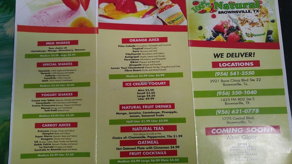 """Photo of 100% Natural  by <a href=""""/members/profile/dwanger"""">dwanger</a> <br/>Menu <br/> March 24, 2017  - <a href='/contact/abuse/image/89147/240127'>Report</a>"""