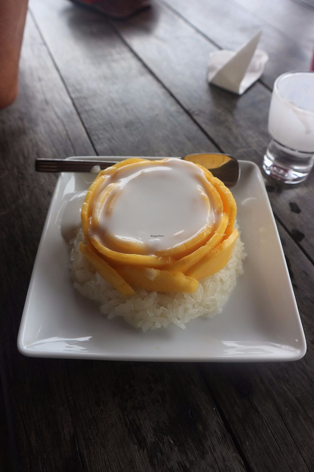 "Photo of Cafe 2401  by <a href=""/members/profile/RyanFelician"">RyanFelician</a> <br/>Vegan Thai Desert - Mango Sticky Rice <br/> October 8, 2017  - <a href='/contact/abuse/image/89235/313195'>Report</a>"