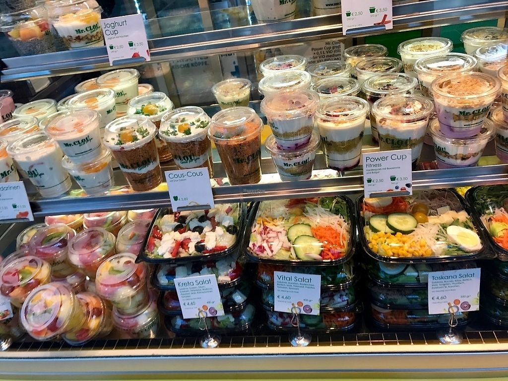 """Photo of Mr Clou - Hauptbahnhof  by <a href=""""/members/profile/marky_mark"""">marky_mark</a> <br/>yoghurt and salads <br/> March 26, 2017  - <a href='/contact/abuse/image/89246/241166'>Report</a>"""