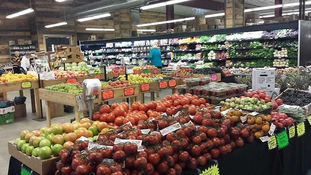 """Photo of Golden Harvest Market  by <a href=""""/members/profile/kateremme"""">kateremme</a> <br/>The produce is amazing! often local and beautiful <br/> March 13, 2018  - <a href='/contact/abuse/image/89247/370212'>Report</a>"""