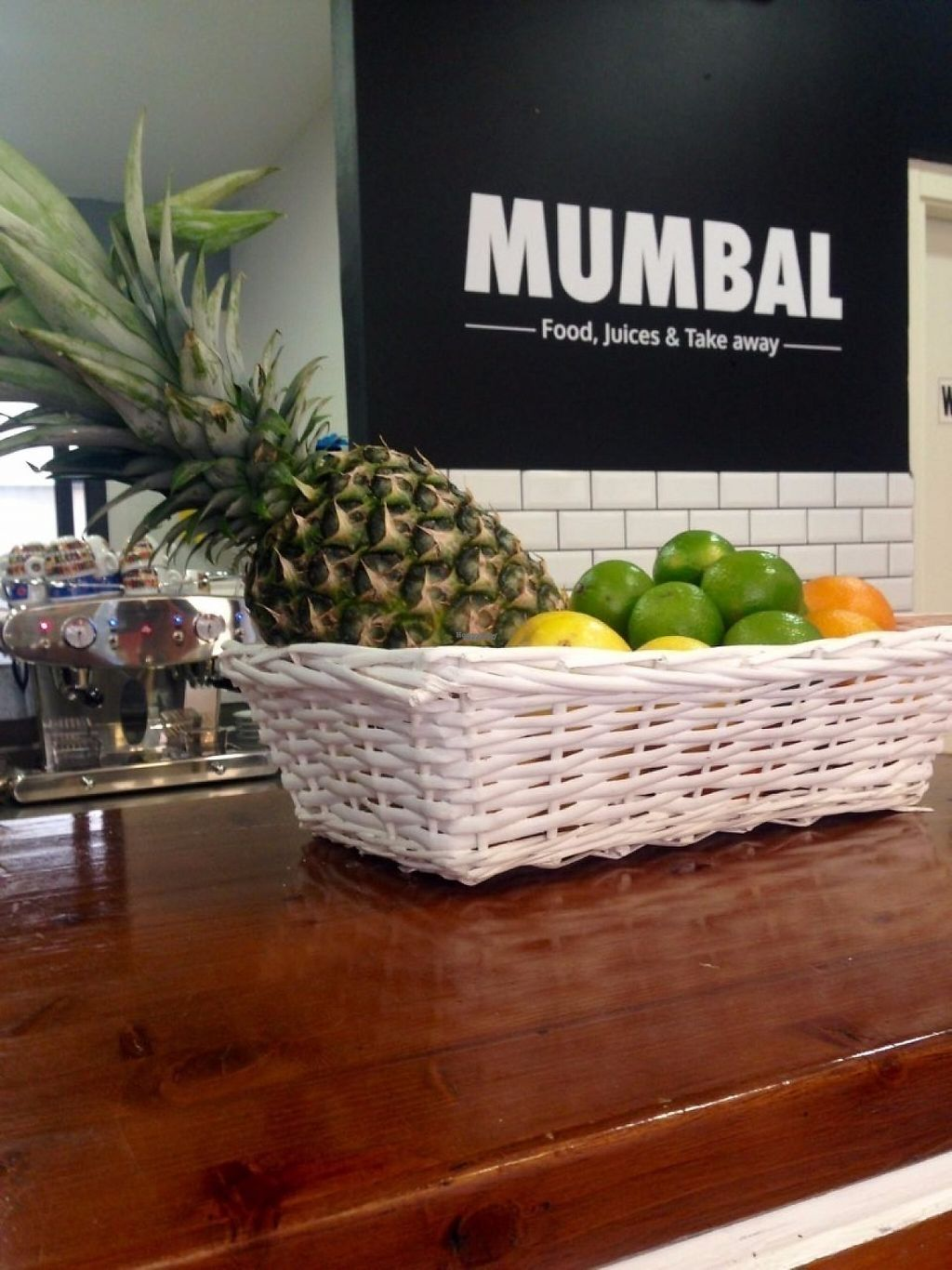 """Photo of Mumbal  by <a href=""""/members/profile/LaraHiork"""">LaraHiork</a> <br/>Vegan place at sant cugat, gluten free options <br/> March 27, 2017  - <a href='/contact/abuse/image/89250/241719'>Report</a>"""