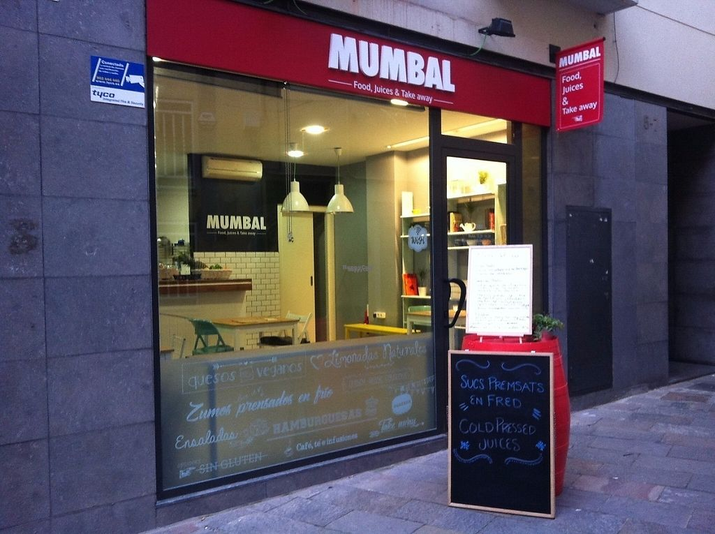 """Photo of Mumbal  by <a href=""""/members/profile/LaraHiork"""">LaraHiork</a> <br/>Cozy vegan place at Sant cugat del vallés <br/> March 27, 2017  - <a href='/contact/abuse/image/89250/241721'>Report</a>"""