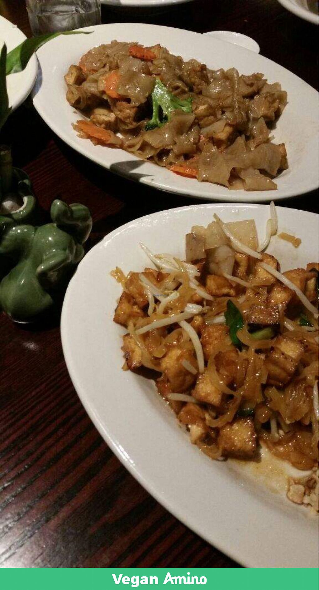 "Photo of Sam's Bann Thai  by <a href=""/members/profile/LoneCrone"">LoneCrone</a> <br/>Pad Thai and Pad Se Ew <br/> July 30, 2017  - <a href='/contact/abuse/image/89253/286481'>Report</a>"