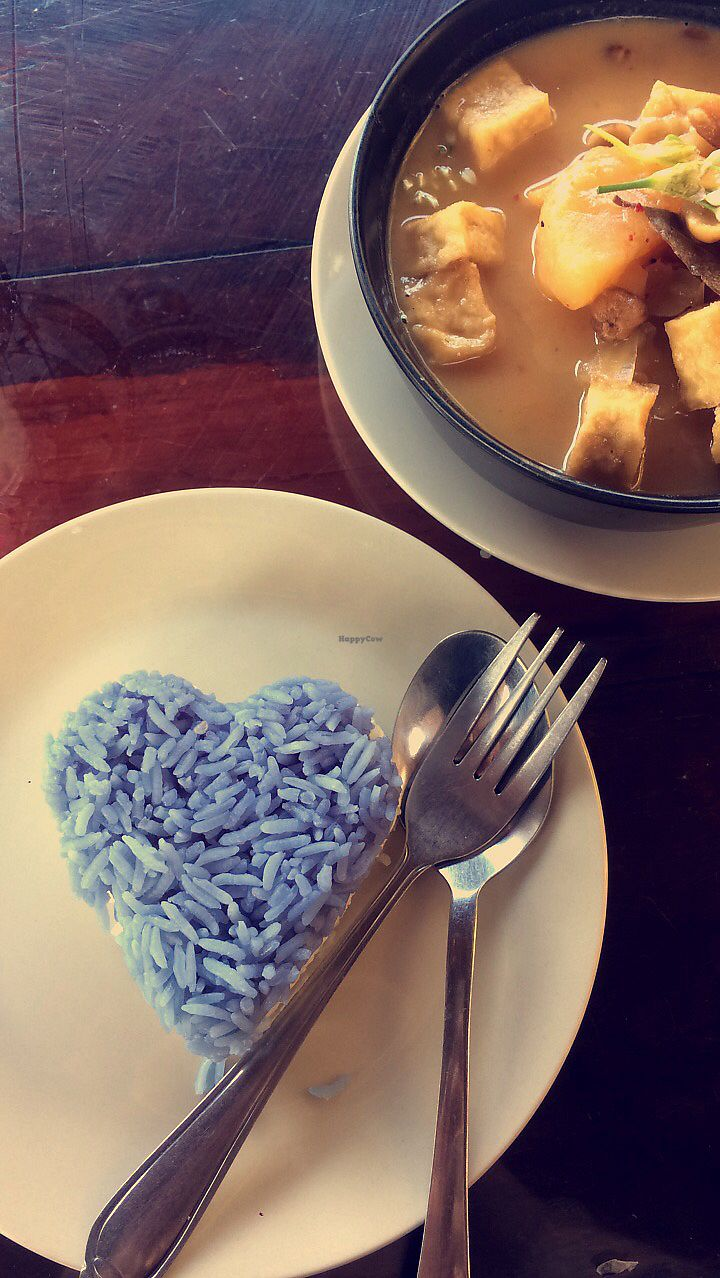 """Photo of Blue Lagoon  by <a href=""""/members/profile/thevegscram"""">thevegscram</a> <br/>Vegan Massaman curry <br/> January 6, 2018  - <a href='/contact/abuse/image/89292/343609'>Report</a>"""