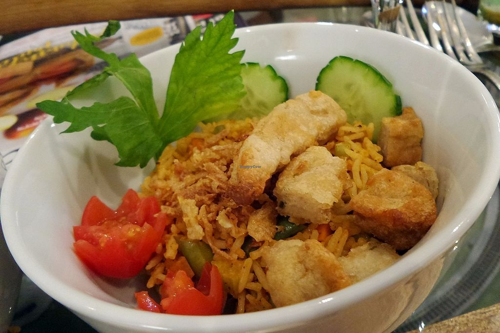 "Photo of Green & Vegan  by <a href=""/members/profile/OdeliaCohen"">OdeliaCohen</a> <br/>Nasi Goreng <br/> June 9, 2017  - <a href='/contact/abuse/image/89365/267297'>Report</a>"
