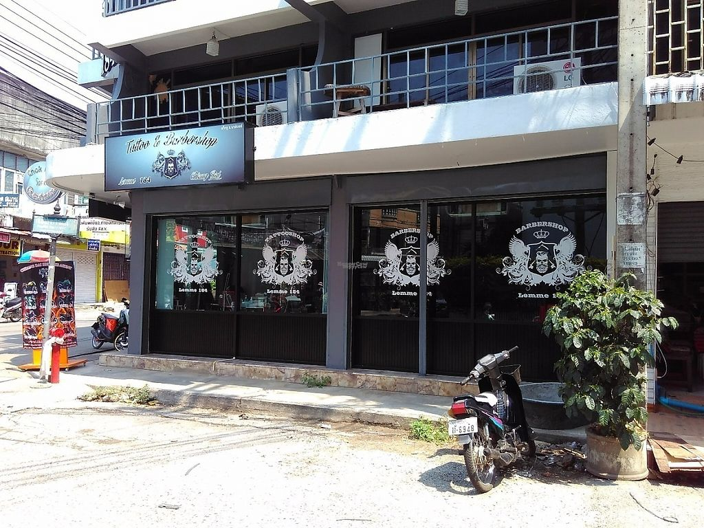 """Photo of Sa Bai Jai  by <a href=""""/members/profile/Roevin46"""">Roevin46</a> <br/>Landmark. Next door to this barber/tattoo shop <br/> April 6, 2017  - <a href='/contact/abuse/image/89390/245131'>Report</a>"""