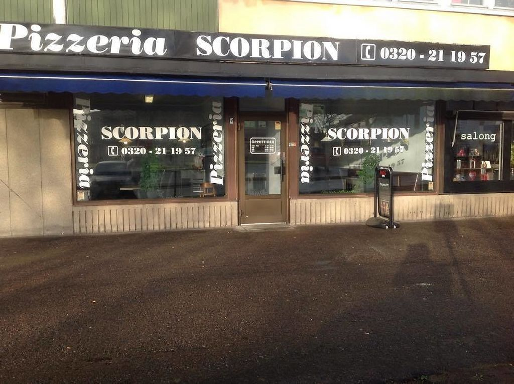 "Photo of Pizzeria Scorpion  by <a href=""/members/profile/community"">community</a> <br/>Pizzeria Scorpion <br/> March 28, 2017  - <a href='/contact/abuse/image/89410/242095'>Report</a>"