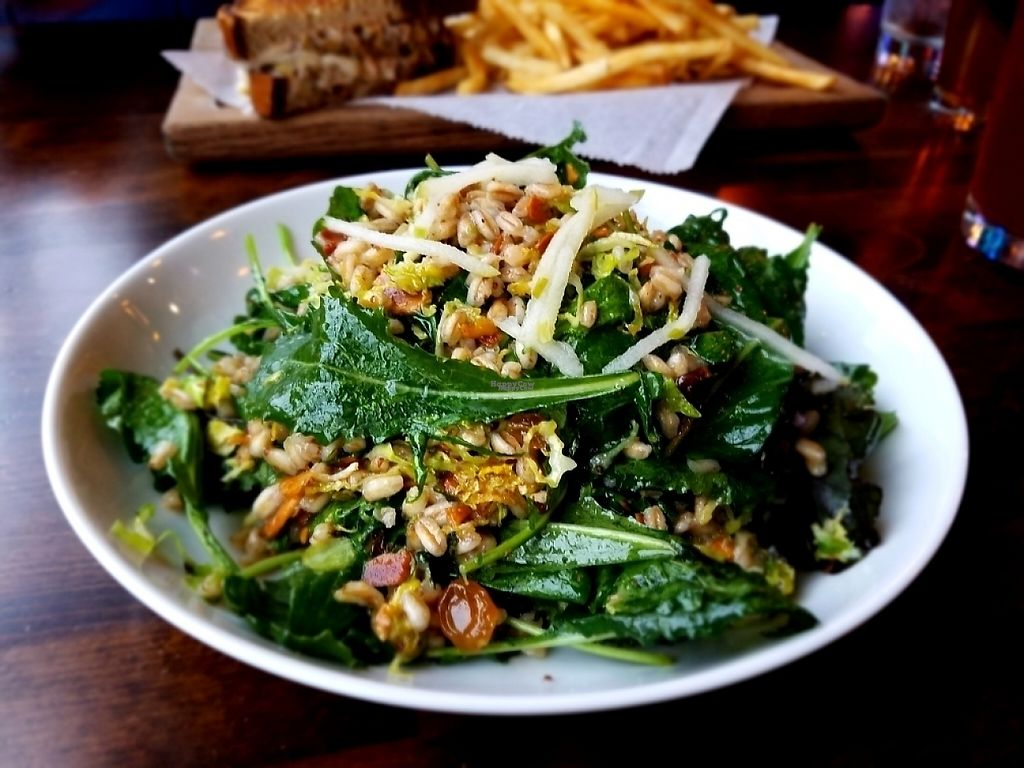 "Photo of Hadley's  by <a href=""/members/profile/Silly%20Little%20Vegan"">Silly Little Vegan</a> <br/>Warm Salad <br/> March 28, 2017  - <a href='/contact/abuse/image/89411/242121'>Report</a>"