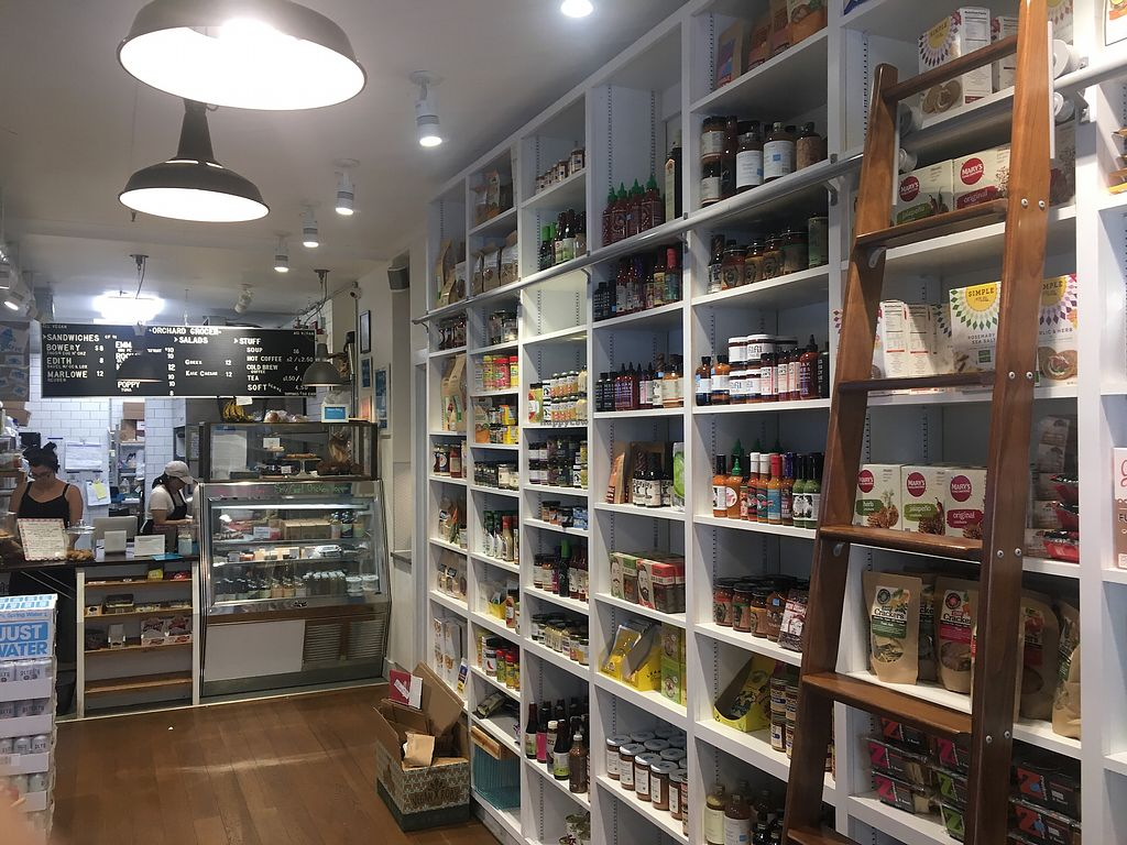 """Photo of Orchard Grocer  by <a href=""""/members/profile/770veg"""">770veg</a> <br/>stacks on stacks of deliciousness  <br/> July 20, 2017  - <a href='/contact/abuse/image/89415/282549'>Report</a>"""