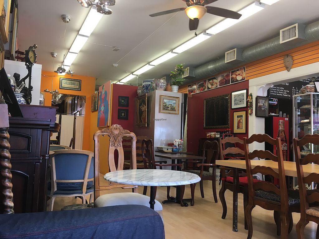 """Photo of In House Cafe  by <a href=""""/members/profile/JamieLynnHart"""">JamieLynnHart</a> <br/>Cozy home style cafe <br/> October 17, 2017  - <a href='/contact/abuse/image/89431/316099'>Report</a>"""