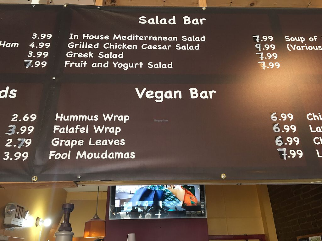 """Photo of In House Cafe  by <a href=""""/members/profile/JamieLynnHart"""">JamieLynnHart</a> <br/>Vegan!! <br/> October 17, 2017  - <a href='/contact/abuse/image/89431/316100'>Report</a>"""