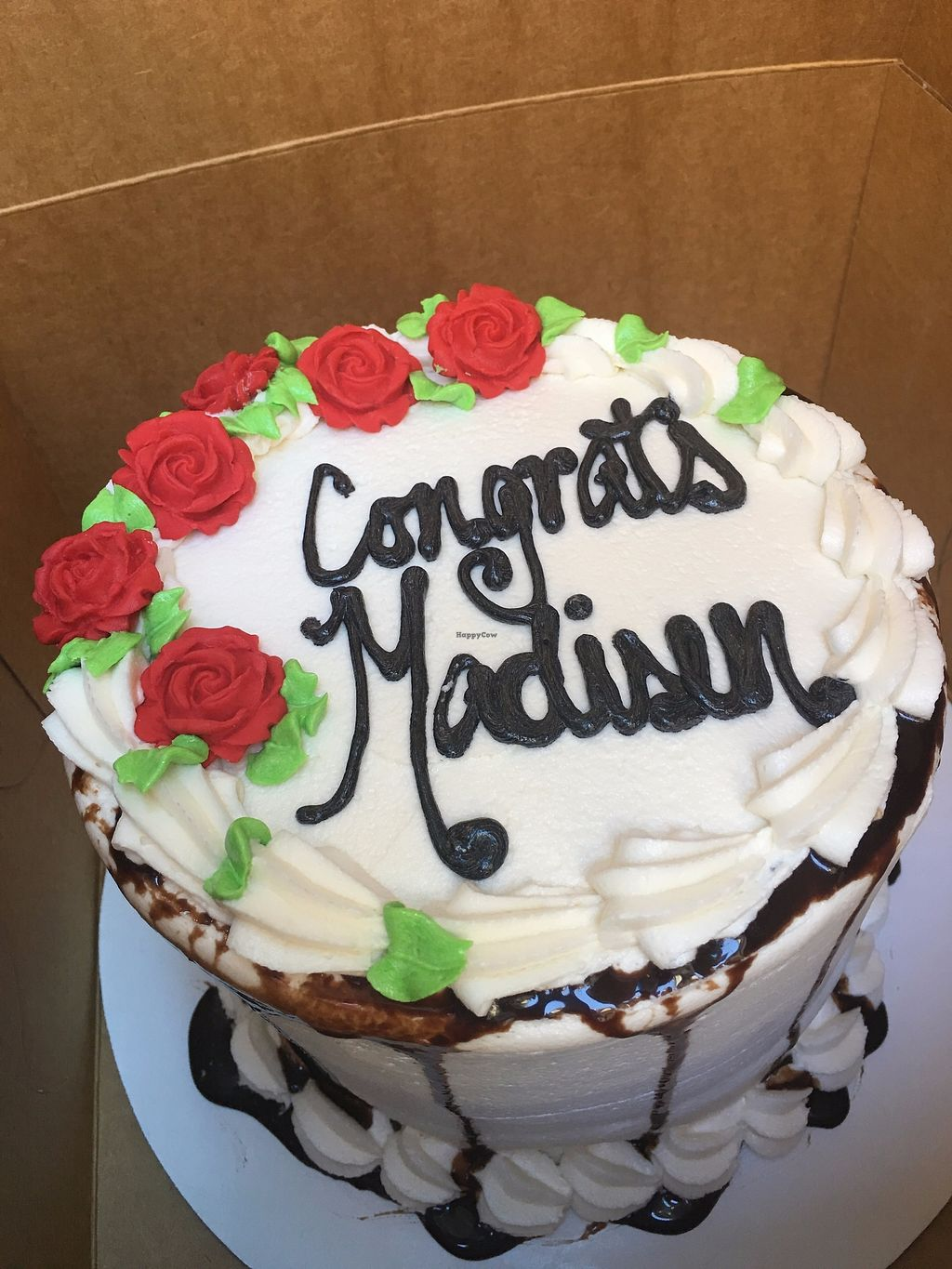"Photo of Beverly's Pastry Shop  by <a href=""/members/profile/DisneyVegan"">DisneyVegan</a> <br/>Vegan Cakes!!