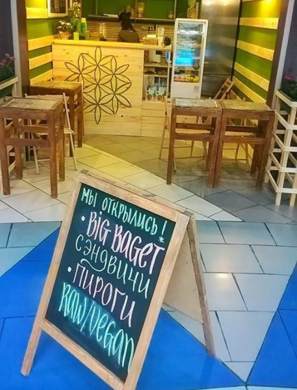 """Photo of Anahata Fine Food   by <a href=""""/members/profile/ANAHATAFineFood"""">ANAHATAFineFood</a> <br/>Opened on 17 mart 2017 WW work 7 days a week: Mon - Sat 10AM to 9PM Sun 10AM to 9PM.  Fresh bar, smoozhies, vegan sandwiches, raw and vegan cakes and sweets.  detox menu, smoozhies, tea bar, turkish coffee.  <br/> March 30, 2017  - <a href='/contact/abuse/image/89451/243865'>Report</a>"""