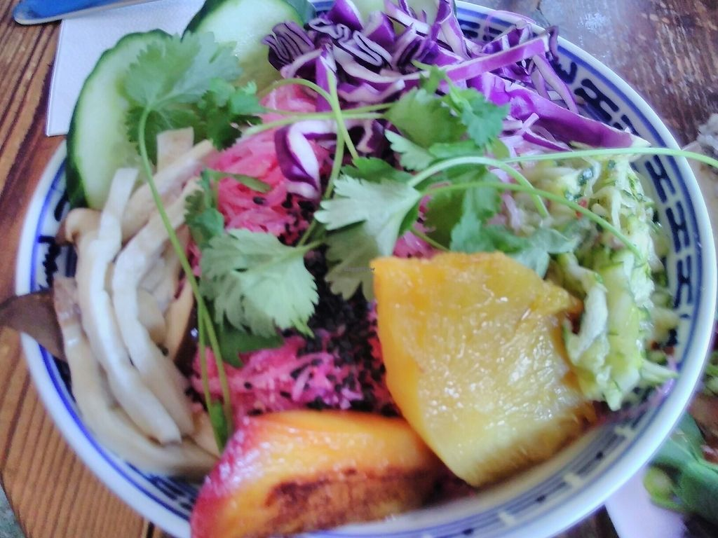 """Photo of Mineral  by <a href=""""/members/profile/SJ82"""">SJ82</a> <br/>glas noodle salad <br/> August 1, 2017  - <a href='/contact/abuse/image/89455/287720'>Report</a>"""