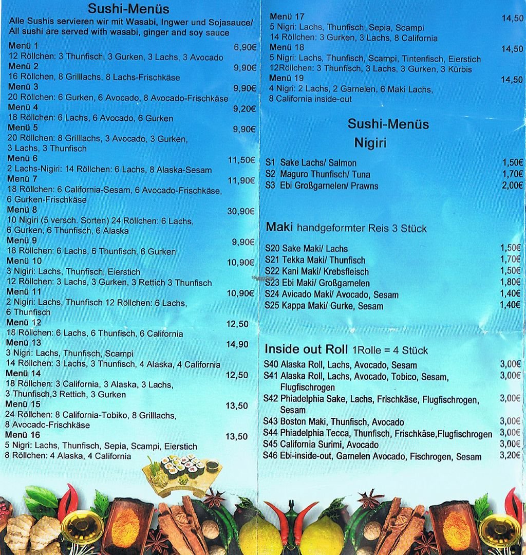 """Photo of Schiffe Bistro  by <a href=""""/members/profile/Lalwine"""">Lalwine</a> <br/>Menu <br/> March 30, 2017  - <a href='/contact/abuse/image/89467/242617'>Report</a>"""