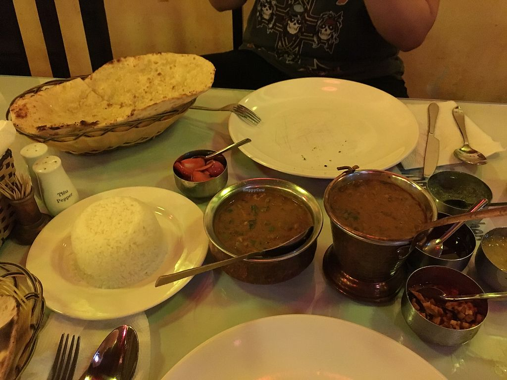 """Photo of Baba's Kitchen  by <a href=""""/members/profile/CamilaSilvaL"""">CamilaSilvaL</a> <br/>Dahl and veggie curry <br/> January 31, 2018  - <a href='/contact/abuse/image/89513/353253'>Report</a>"""