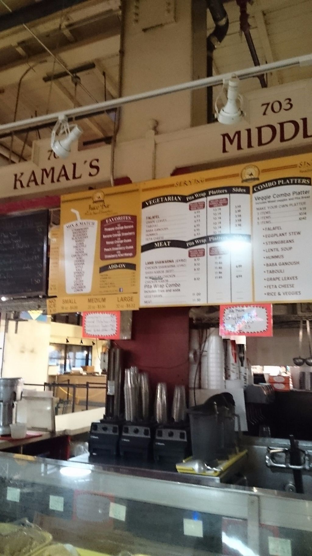 """Photo of Kamal's Middle Eastern Specialities  by <a href=""""/members/profile/ZoraySpielvogel"""">ZoraySpielvogel</a> <br/>Their exterior  <br/> March 31, 2017  - <a href='/contact/abuse/image/89550/243143'>Report</a>"""