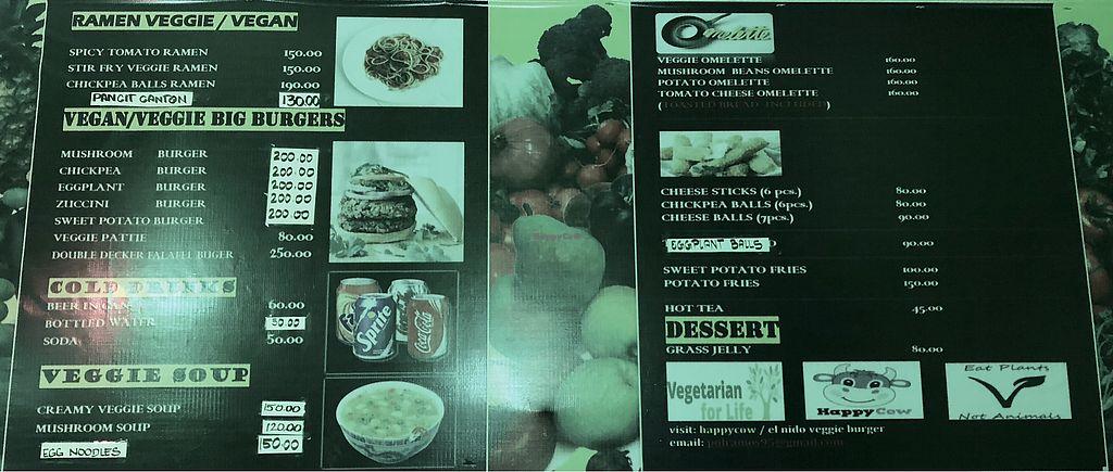 "Photo of Pauls's Magic - Vegan Veggie Snacks  by <a href=""/members/profile/gregphilp"">gregphilp</a> <br/>Menu board  <br/> February 26, 2018  - <a href='/contact/abuse/image/89570/364108'>Report</a>"