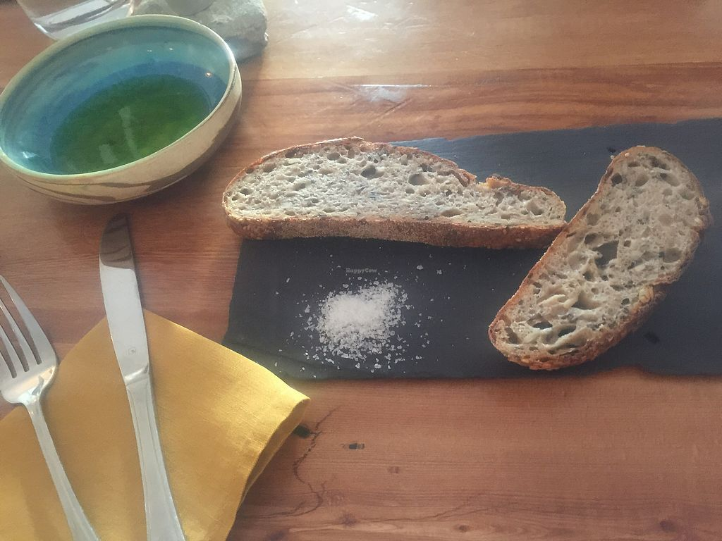 "Photo of Gatherings  by <a href=""/members/profile/Tiggy"">Tiggy</a> <br/>Sourdough, olive oil and salt <br/> January 31, 2018  - <a href='/contact/abuse/image/89597/353106'>Report</a>"