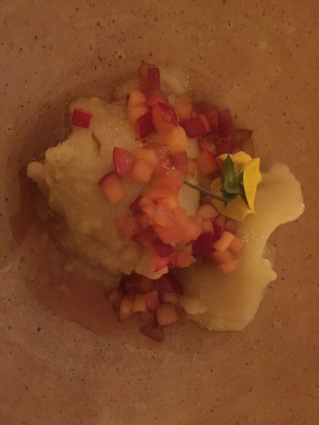 "Photo of Gatherings  by <a href=""/members/profile/Tiggy"">Tiggy</a> <br/>Chilled rhubarb purée dessert  <br/> January 31, 2018  - <a href='/contact/abuse/image/89597/353143'>Report</a>"