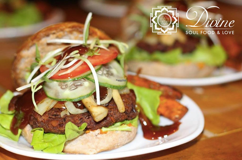 """Photo of Divine  by <a href=""""/members/profile/RobertKohPhangan"""">RobertKohPhangan</a> <br/>Divine Burger Deluxe <br/> April 4, 2017  - <a href='/contact/abuse/image/89622/244679'>Report</a>"""