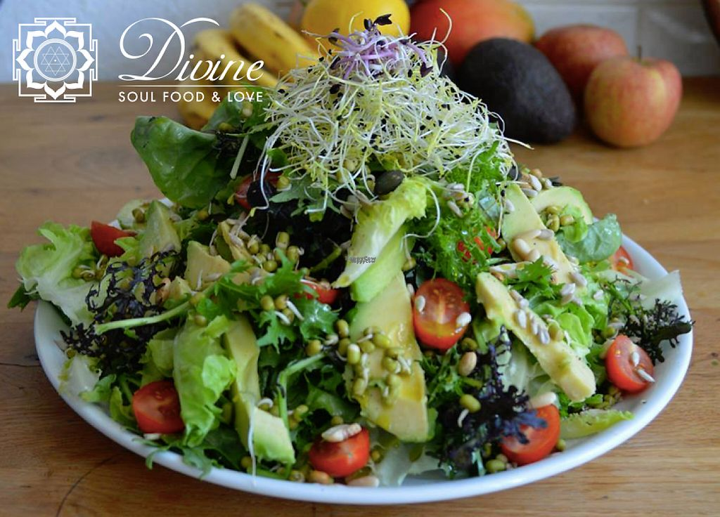 """Photo of Divine  by <a href=""""/members/profile/RobertKohPhangan"""">RobertKohPhangan</a> <br/>Raw Food Platter <br/> April 4, 2017  - <a href='/contact/abuse/image/89622/244680'>Report</a>"""
