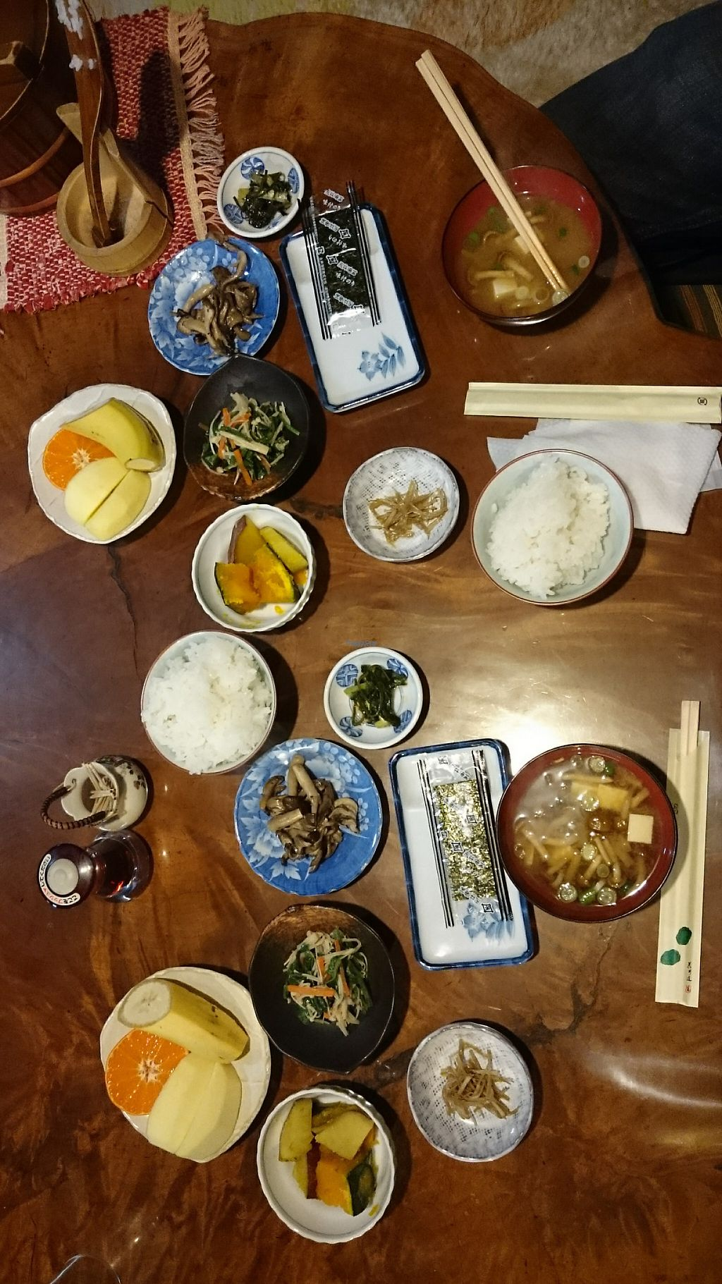 "Photo of Koshinzuka  by <a href=""/members/profile/Shauna333"">Shauna333</a> <br/>Vegan breakfast for two <br/> April 9, 2017  - <a href='/contact/abuse/image/89632/246048'>Report</a>"