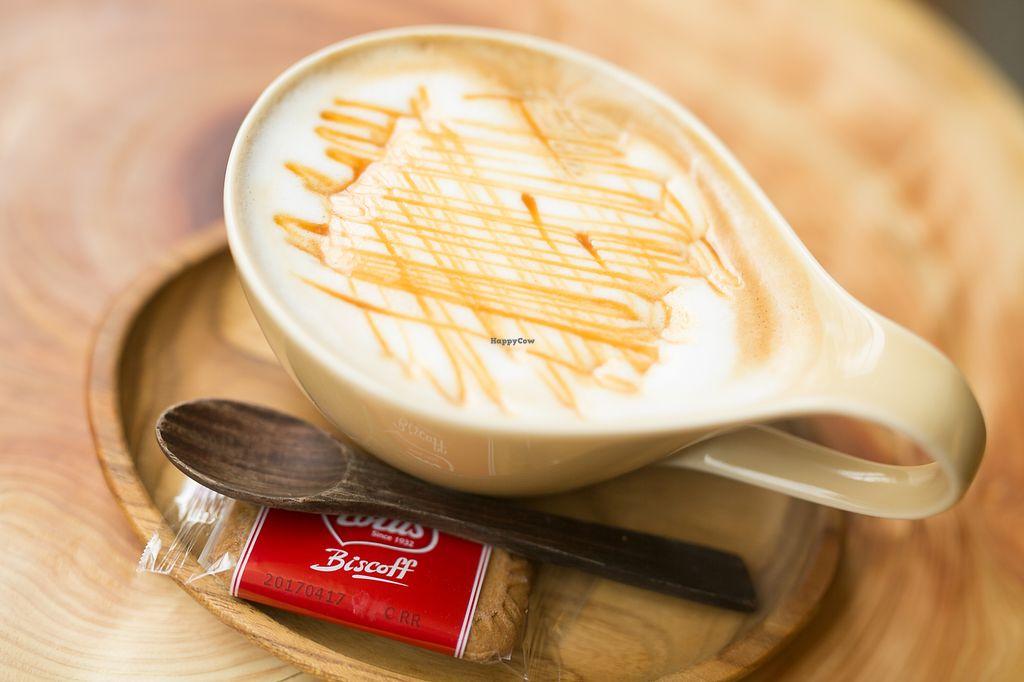 "Photo of Cafe Stay Happy  by <a href=""/members/profile/KuratoKitashirakawa"">KuratoKitashirakawa</a> <br/>Soy Cappcono <br/> June 29, 2017  - <a href='/contact/abuse/image/89636/274651'>Report</a>"