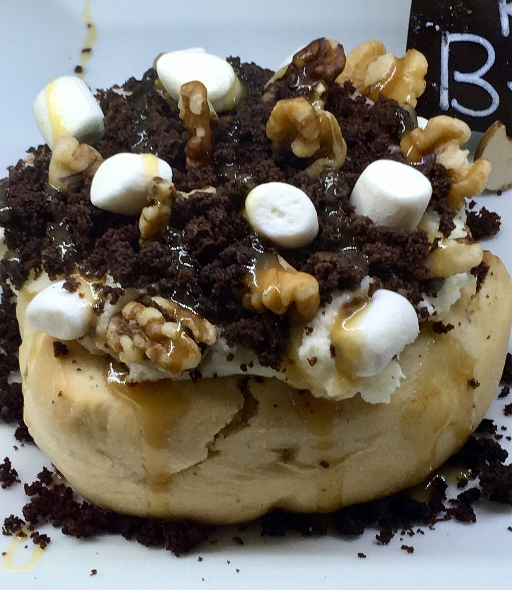 """Photo of Cinnaholic  by <a href=""""/members/profile/ChereseTarter"""">ChereseTarter</a> <br/>Rocky Road <br/> March 22, 2018  - <a href='/contact/abuse/image/89663/374091'>Report</a>"""