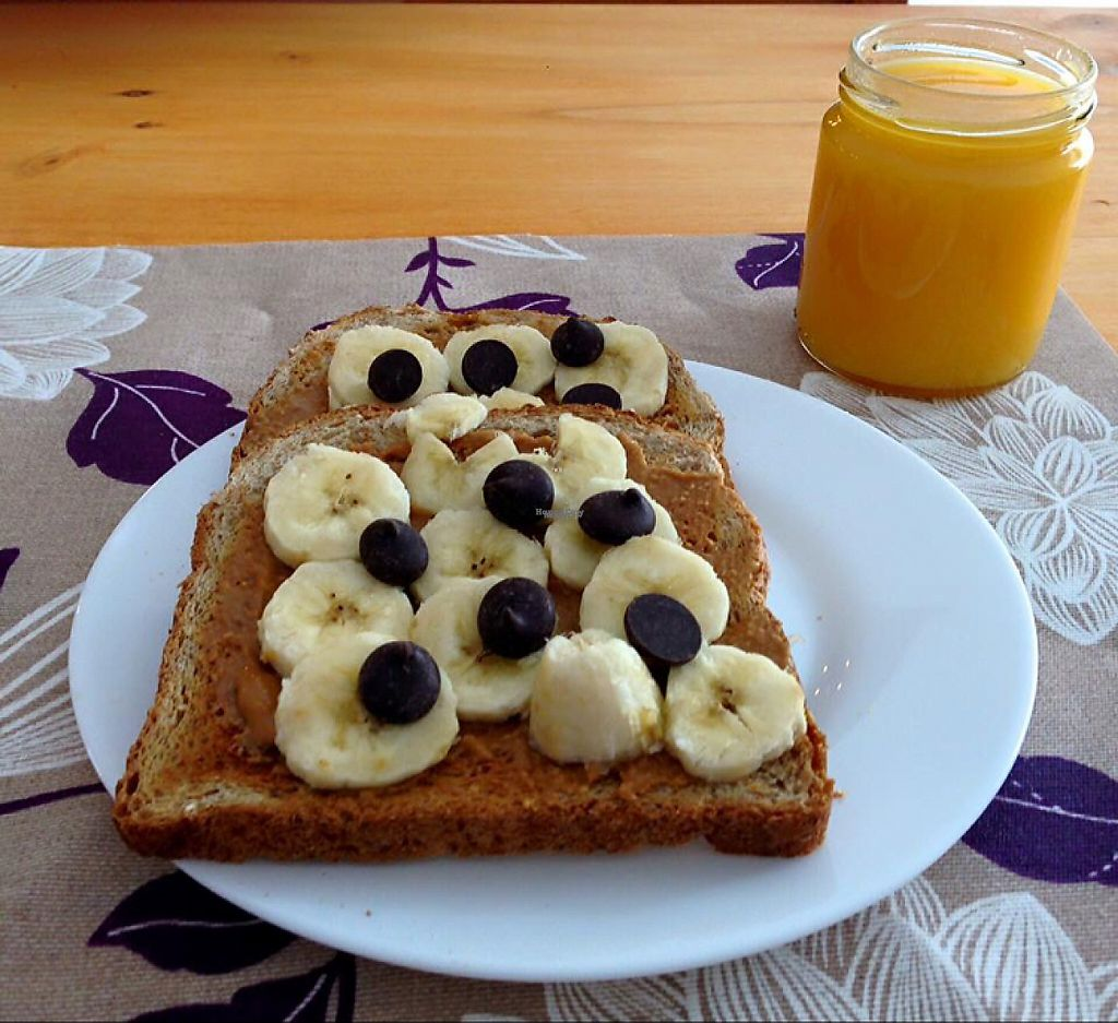 """Photo of La Reina Banana  by <a href=""""/members/profile/Kukiaries"""">Kukiaries</a> <br/>desayuno <br/> April 3, 2017  - <a href='/contact/abuse/image/89694/244290'>Report</a>"""