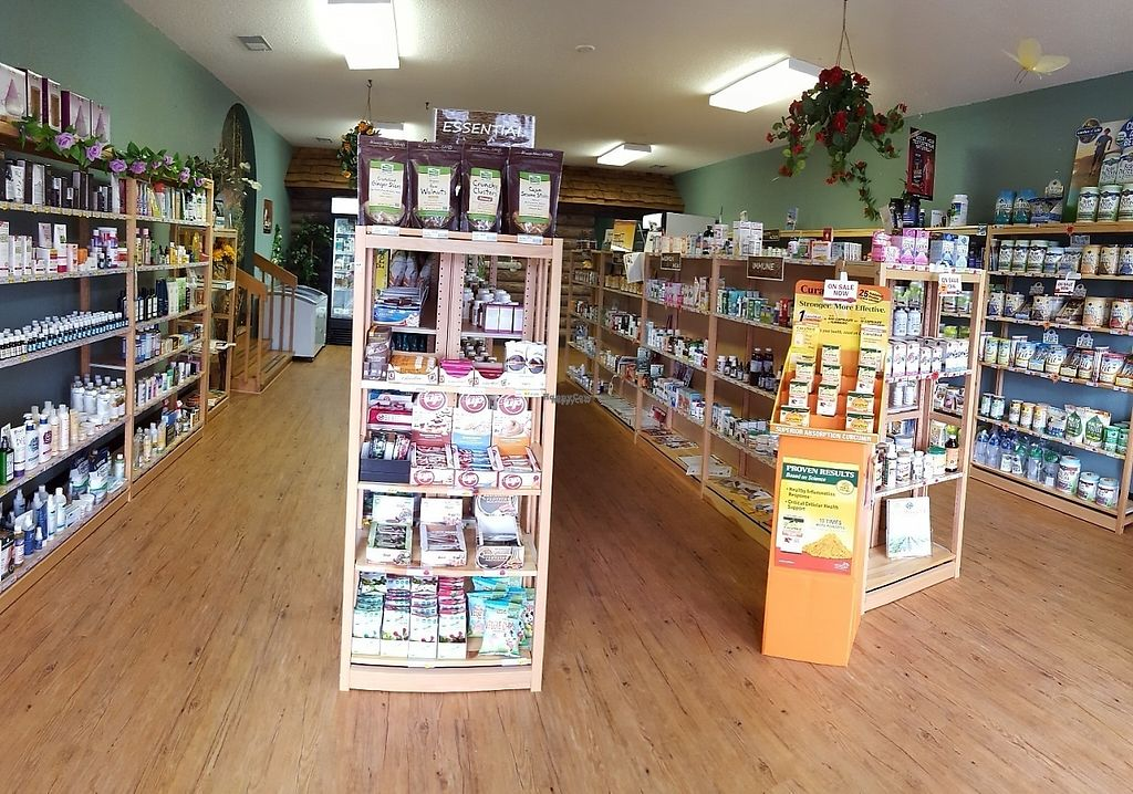 """Photo of Optimum Nutrition  by <a href=""""/members/profile/ElenaNPO"""">ElenaNPO</a> <br/>We carry wide variety of organic herbs, vitamins, proteins, natural body care products, essential oils and healthy/vegan food <br/> April 3, 2017  - <a href='/contact/abuse/image/89714/244359'>Report</a>"""