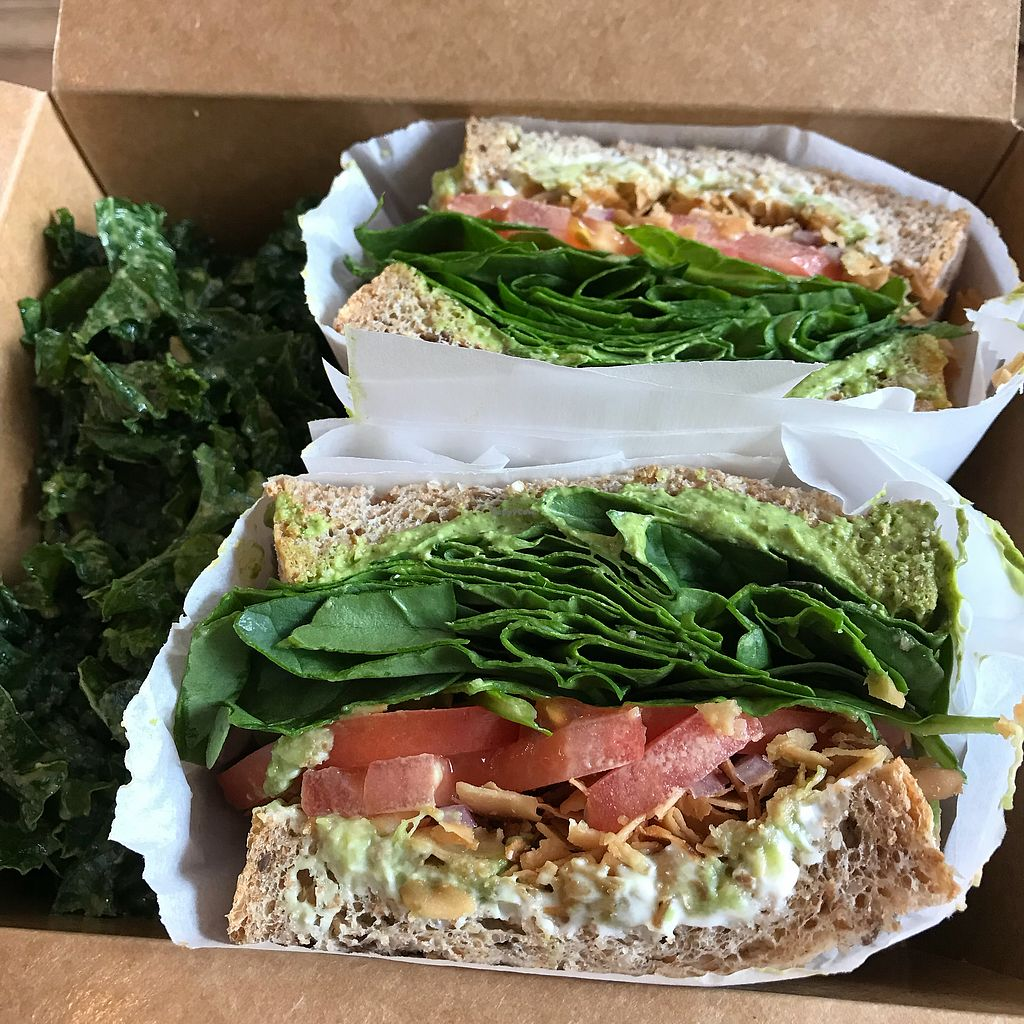 """Photo of kb&co  by <a href=""""/members/profile/melboisv"""">melboisv</a> <br/>Coconut blt  <br/> November 7, 2017  - <a href='/contact/abuse/image/89718/323121'>Report</a>"""
