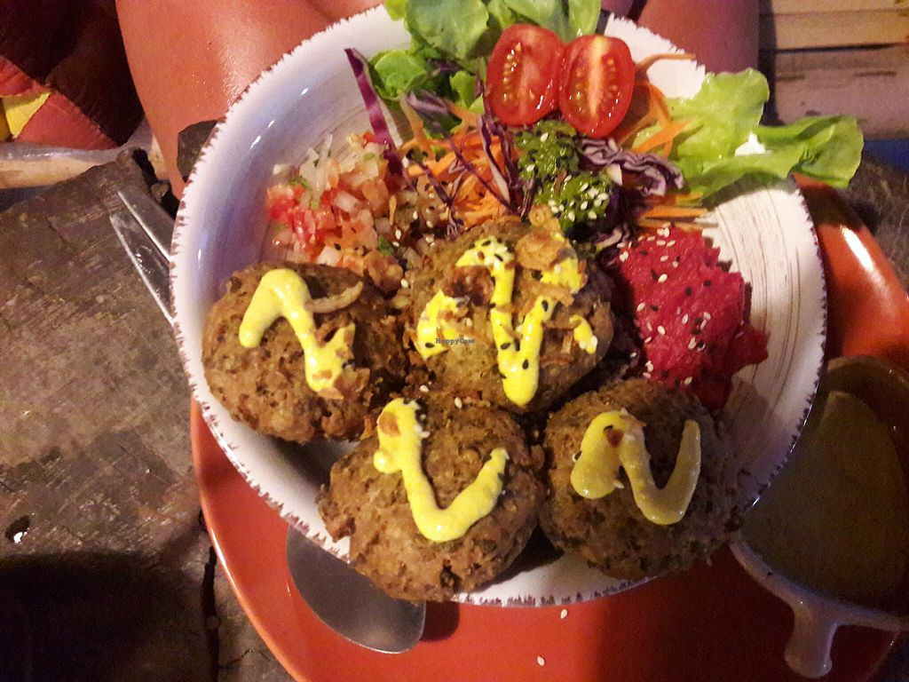 "Photo of Pure Vegan Heaven  by <a href=""/members/profile/Charly0993"">Charly0993</a> <br/>Falafel bowl <br/> February 5, 2018  - <a href='/contact/abuse/image/89736/355465'>Report</a>"