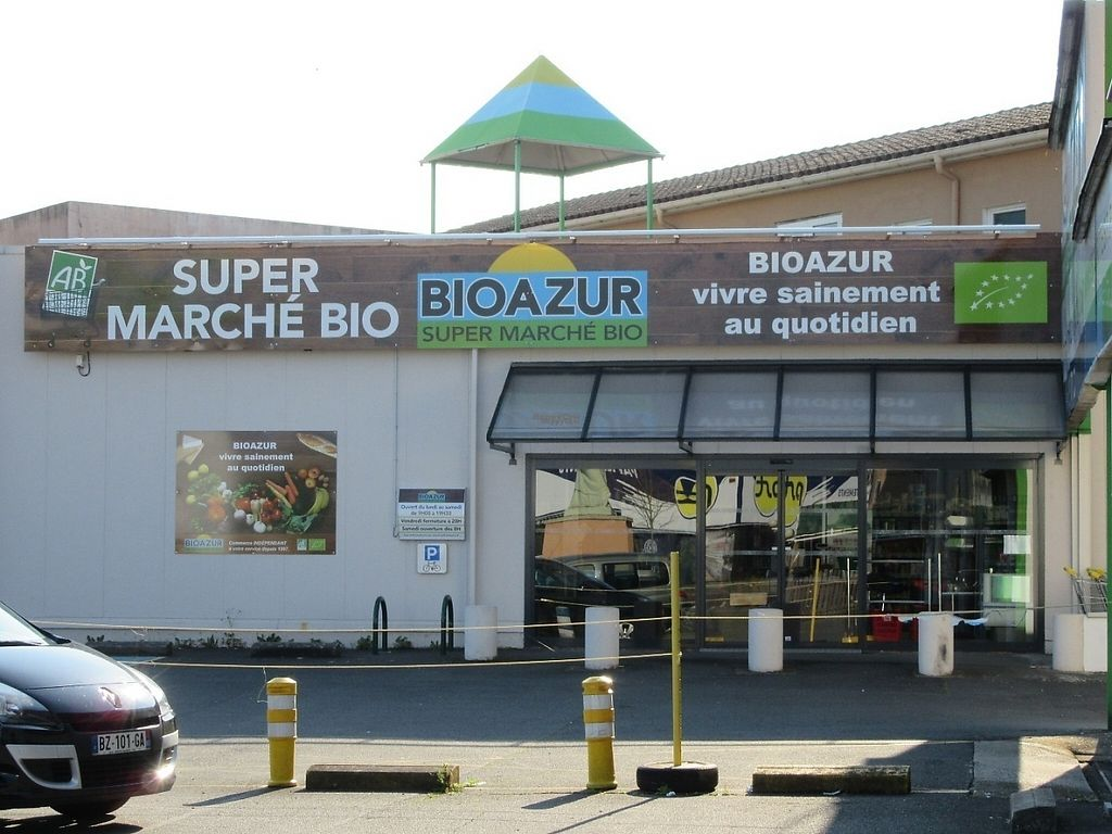 "Photo of Bioazur  by <a href=""/members/profile/silverfarley"">silverfarley</a> <br/>Bioazur organic healthfood shop Albi, France <br/> April 3, 2017  - <a href='/contact/abuse/image/89759/244448'>Report</a>"