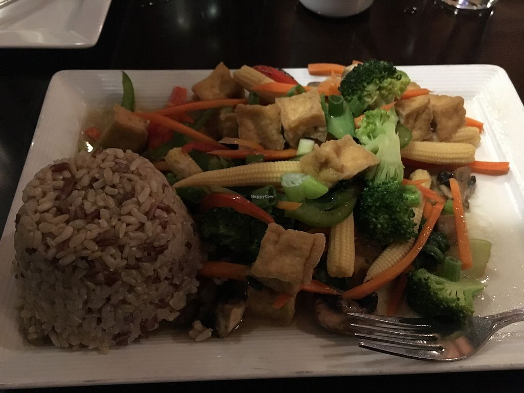 """Photo of Bangkok Happy Bowl  by <a href=""""/members/profile/Annebumble"""">Annebumble</a> <br/>Vegan Veggie Delight  <br/> April 15, 2018  - <a href='/contact/abuse/image/89786/386073'>Report</a>"""