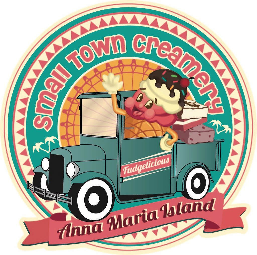 """Photo of Small Town Creamery  by <a href=""""/members/profile/JaneEngelke"""">JaneEngelke</a> <br/>Award winning ice cream! Featuring vegan ice cream selection.  <br/> April 4, 2017  - <a href='/contact/abuse/image/89810/244779'>Report</a>"""
