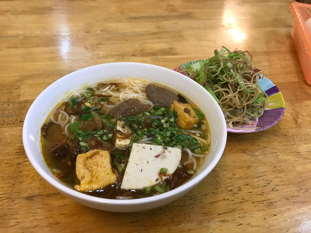 """Photo of Hai Dang  by <a href=""""/members/profile/flytheorient"""">flytheorient</a> <br/>One of the soup noodle dishes  <br/> April 8, 2017  - <a href='/contact/abuse/image/89811/245743'>Report</a>"""